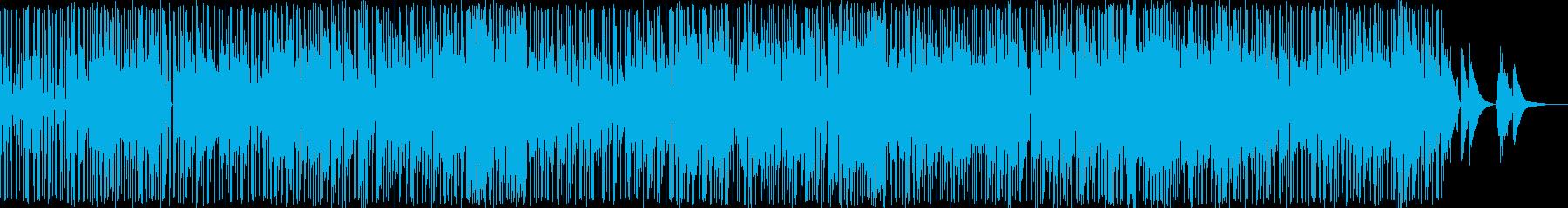 センチメンタルな雰囲気の映像のBGMに…の再生済みの波形
