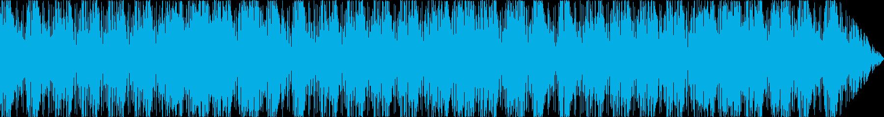 爽やかおしゃれなフュージョンサウンドの再生済みの波形