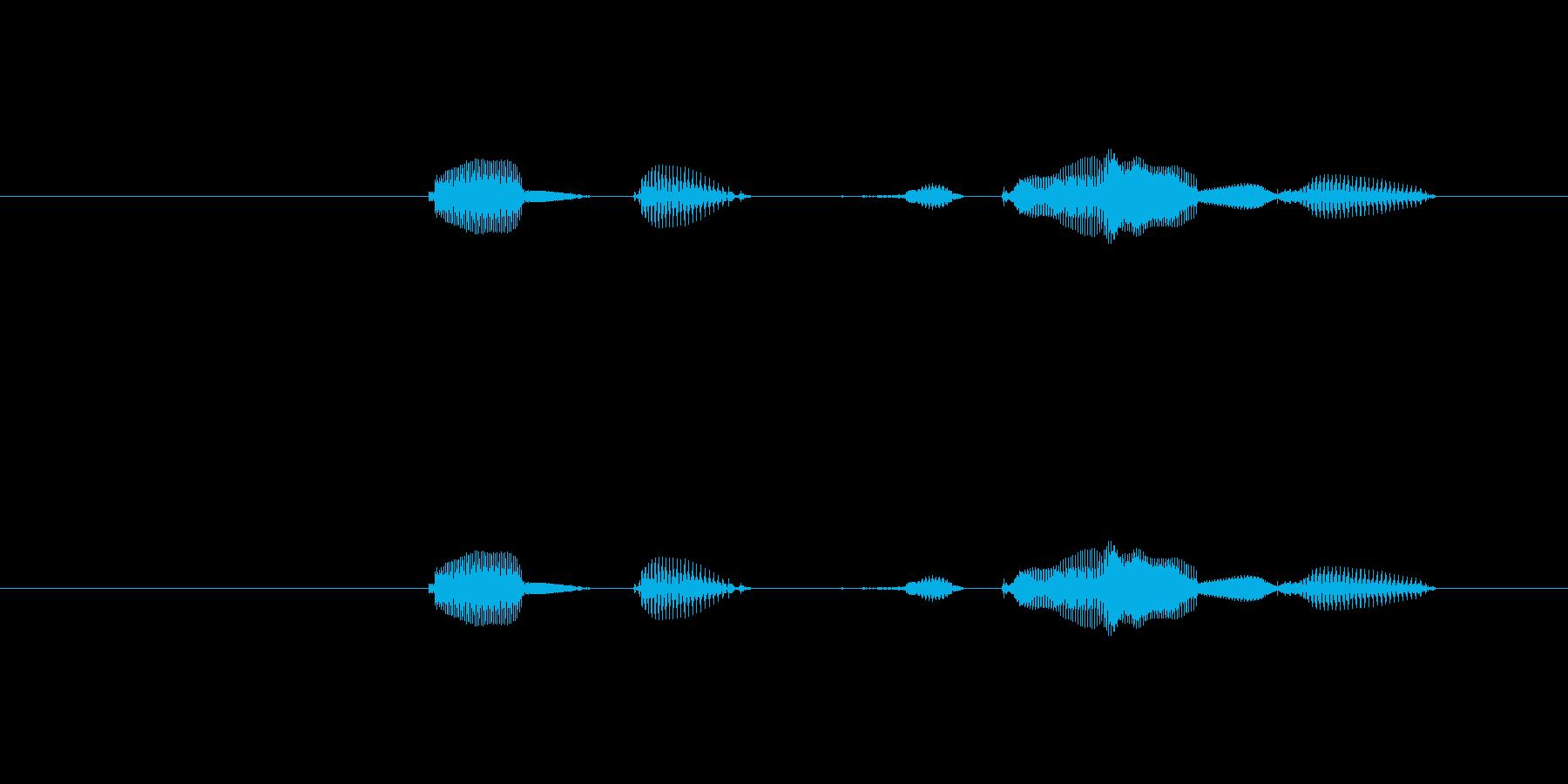 テンポ、140の再生済みの波形