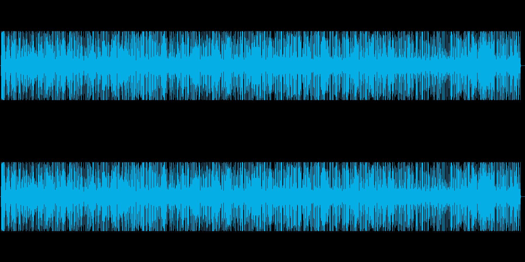 【テクスチャー 環境02-1】の再生済みの波形