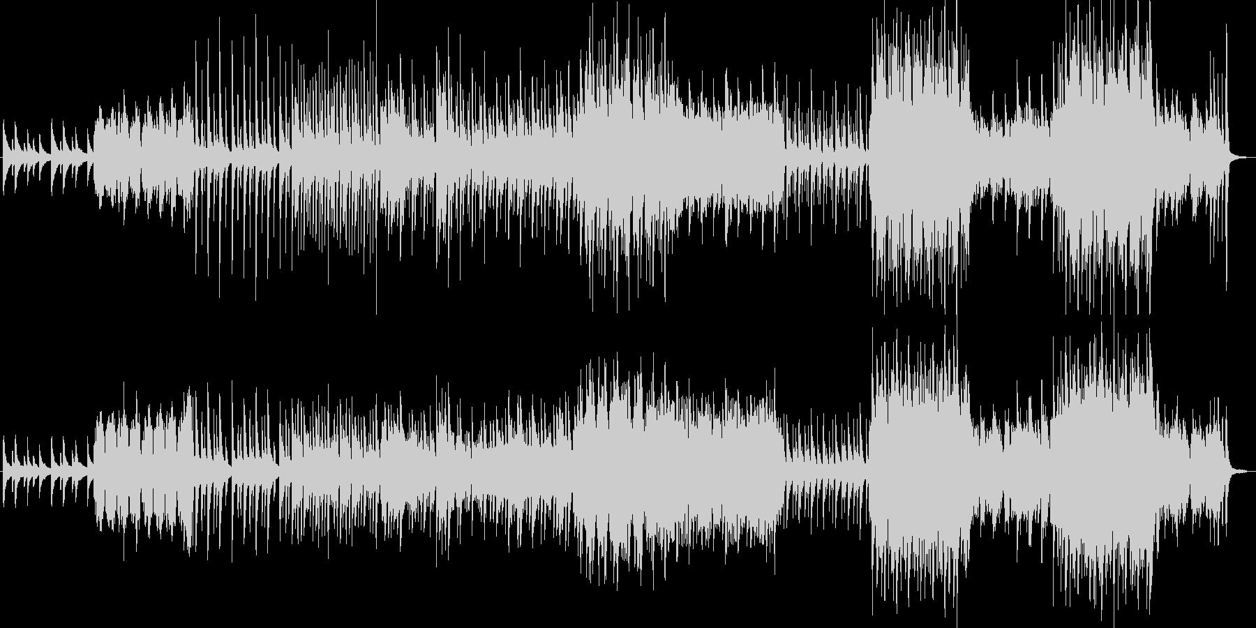 森っぽいの未再生の波形
