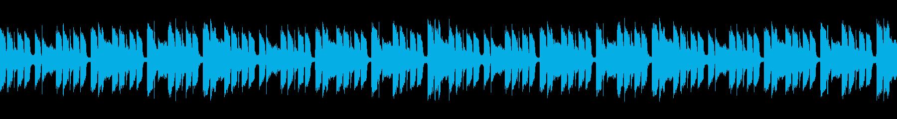 【エレピ】悲しげ メロなし【ピアノ】の再生済みの波形