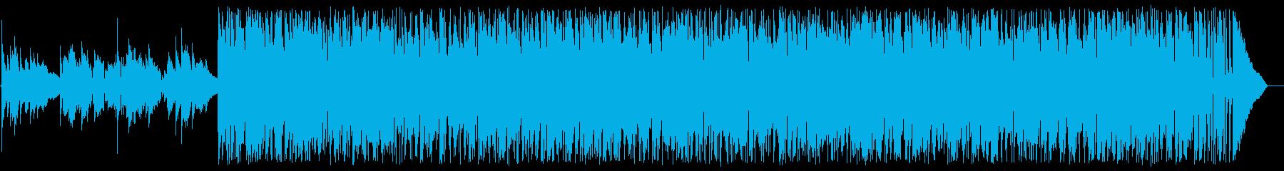 マイ・ボニー ボサノバアレンジの再生済みの波形
