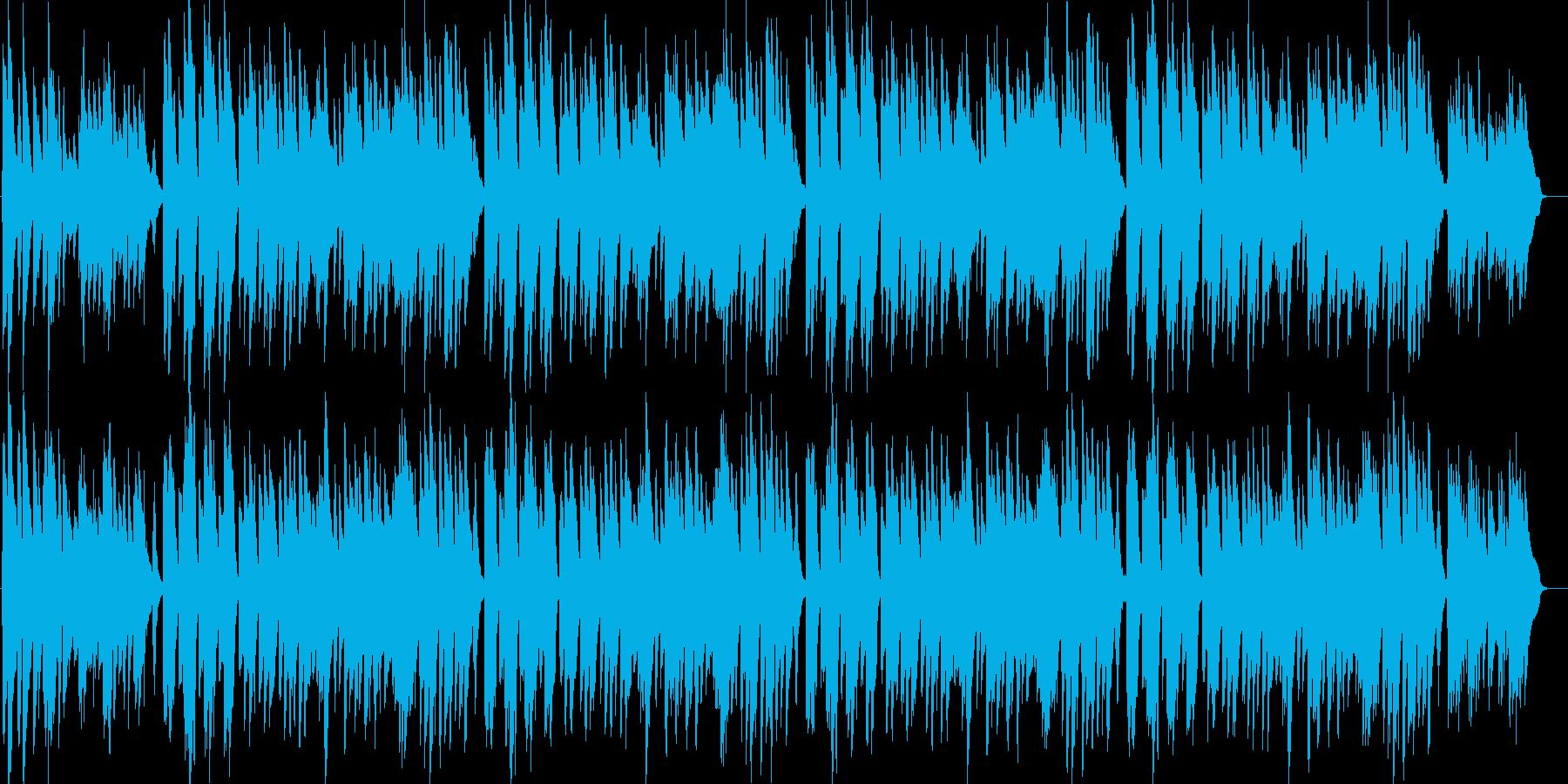 ひな祭り・童謡・春・和風・ピアノ・琴の再生済みの波形