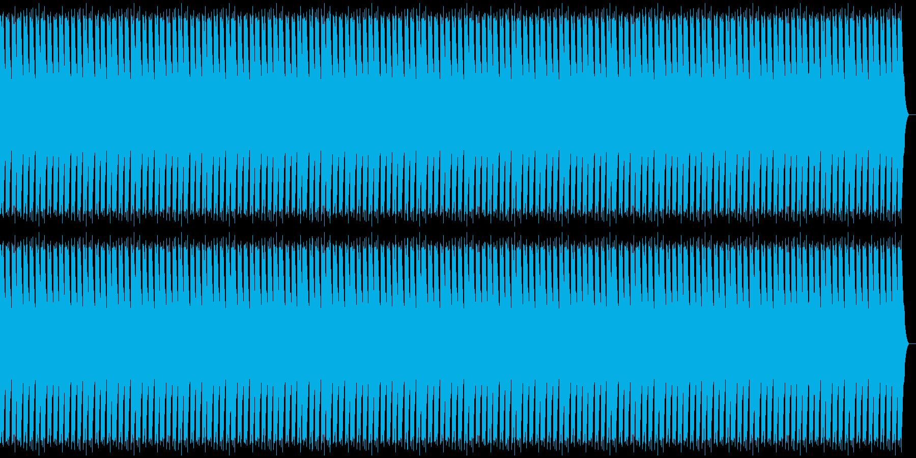 雑な早送り、シンキングタイム等の再生済みの波形