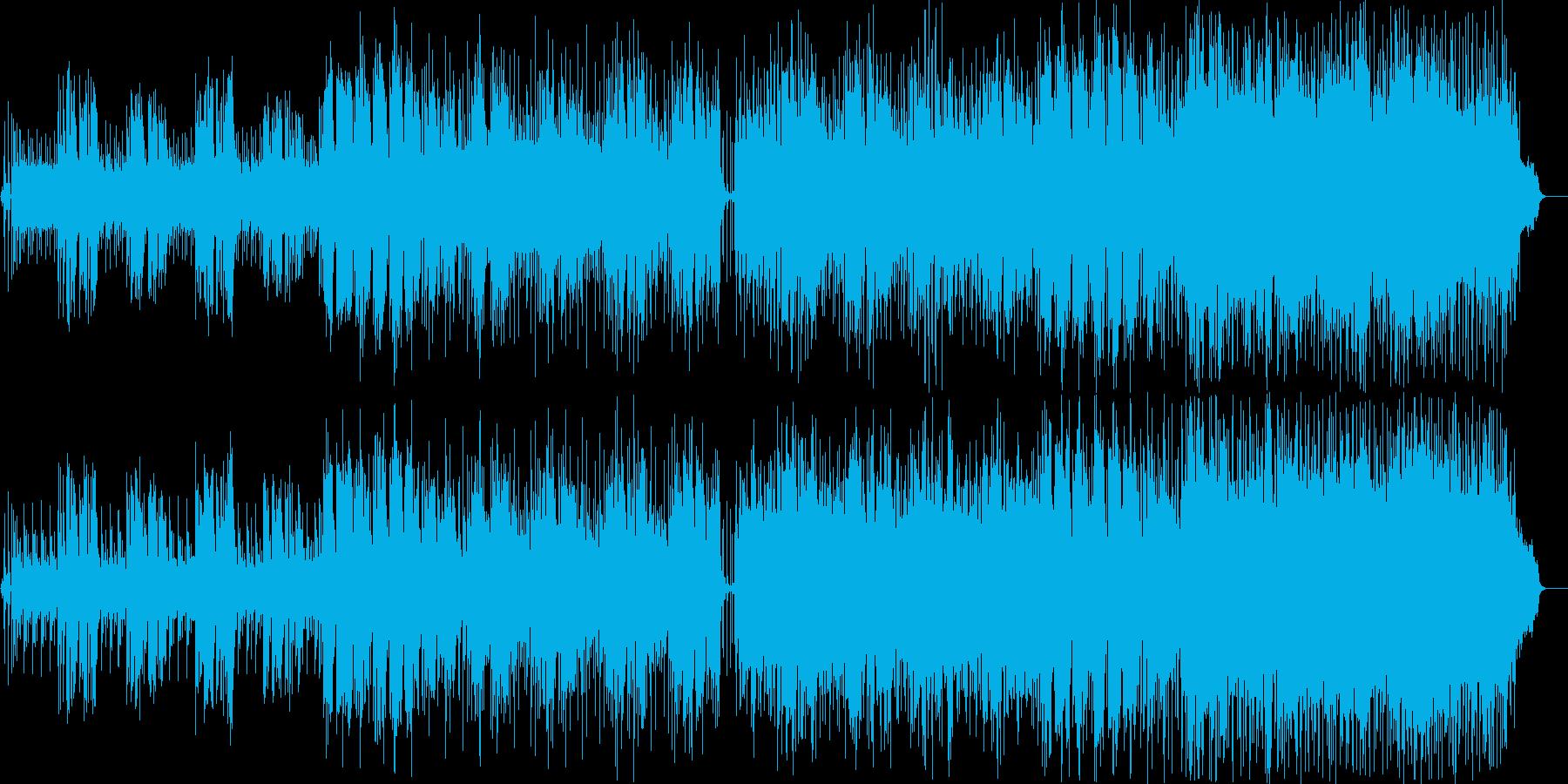 短調の幻想的な曲です。源平合戦に思いを…の再生済みの波形