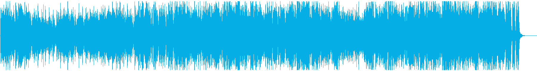 爽やかポップ70年代系 フルート生演奏の再生済みの波形