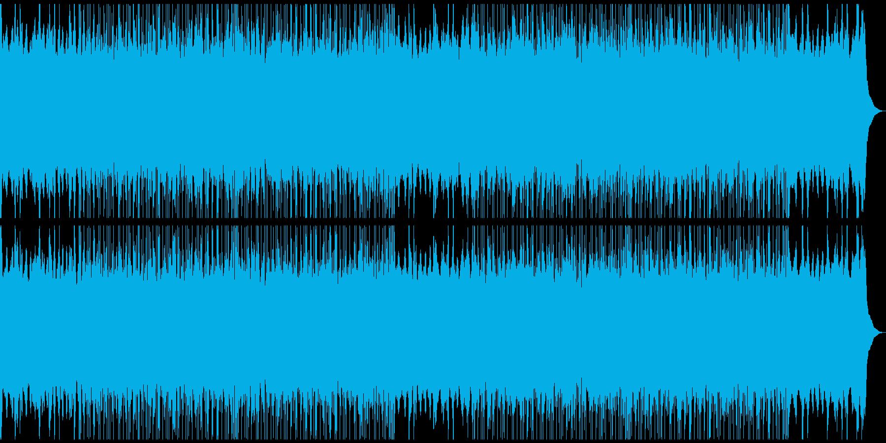 哀愁アンビエントトラップ(HIPHOP)の再生済みの波形
