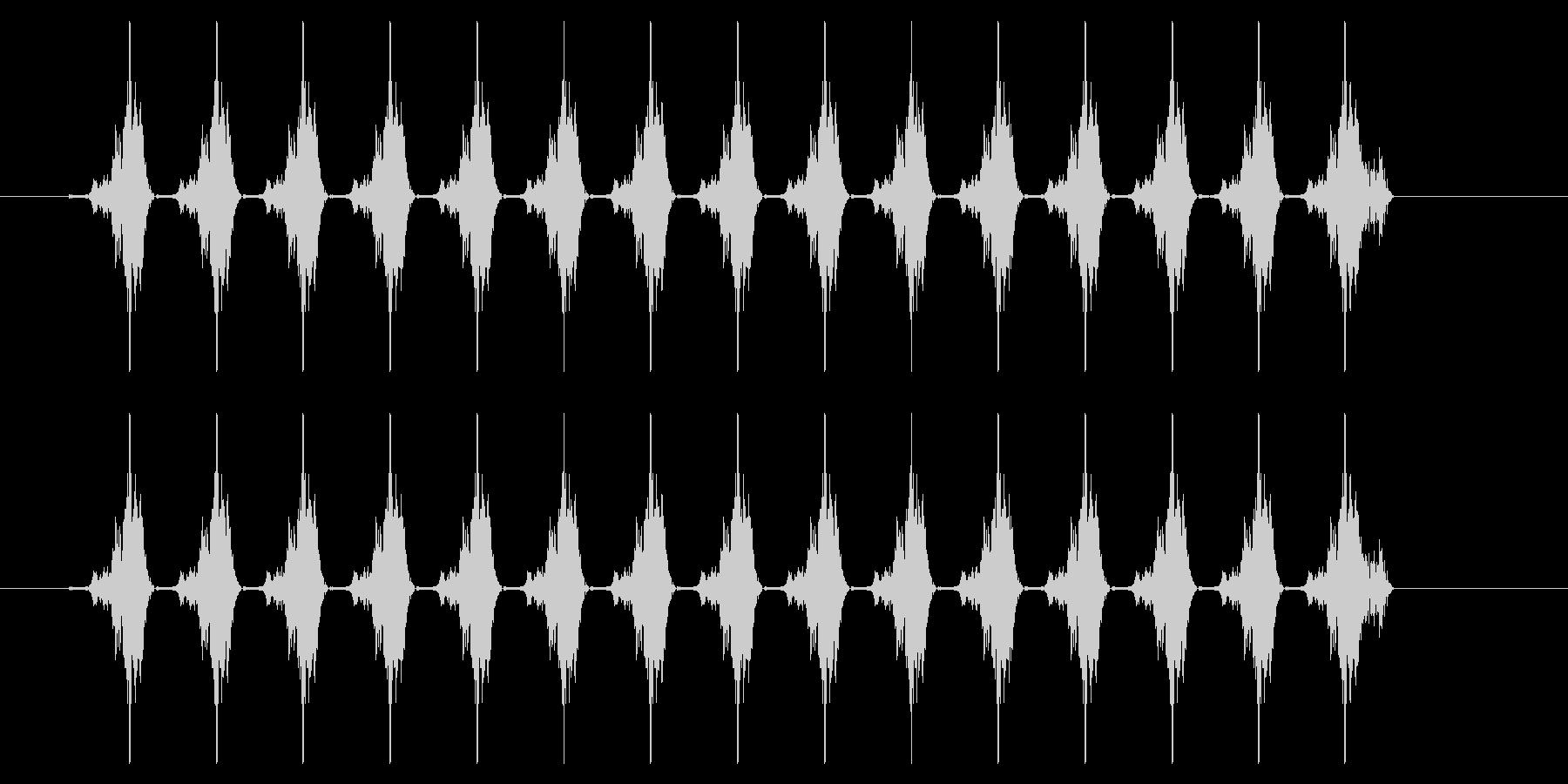 SNES-アクション01-18(メッセーの未再生の波形