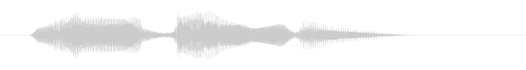 NOVEMBER(ノーベンバー・Nov…の未再生の波形