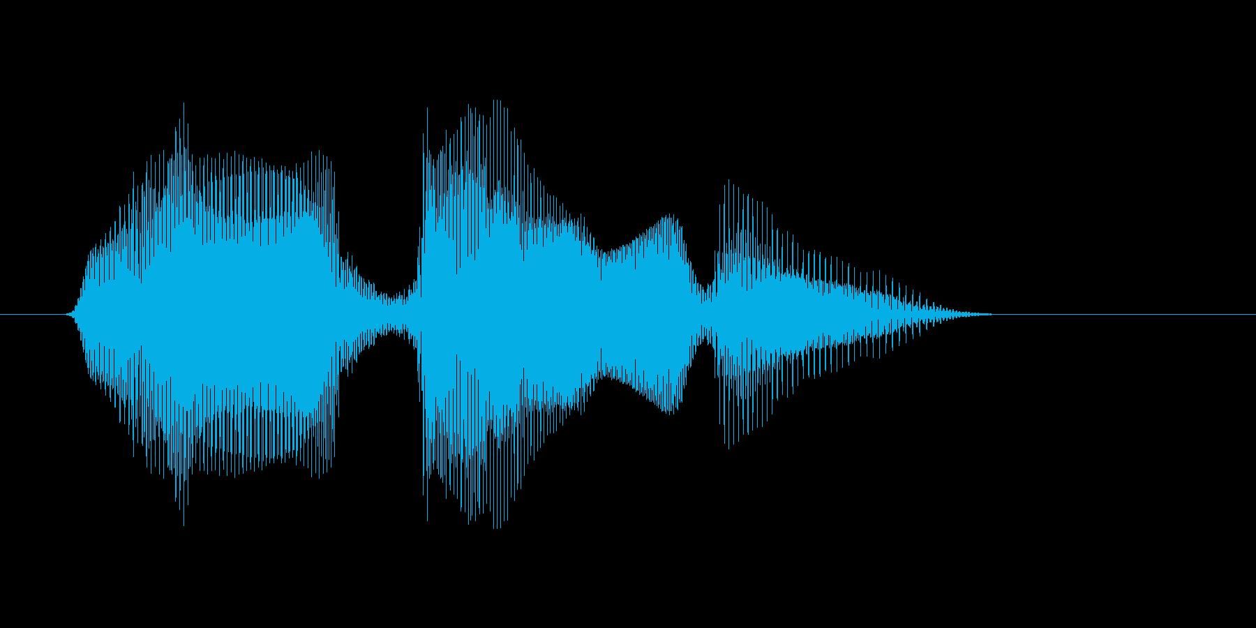 NOVEMBER(ノーベンバー・Nov…の再生済みの波形