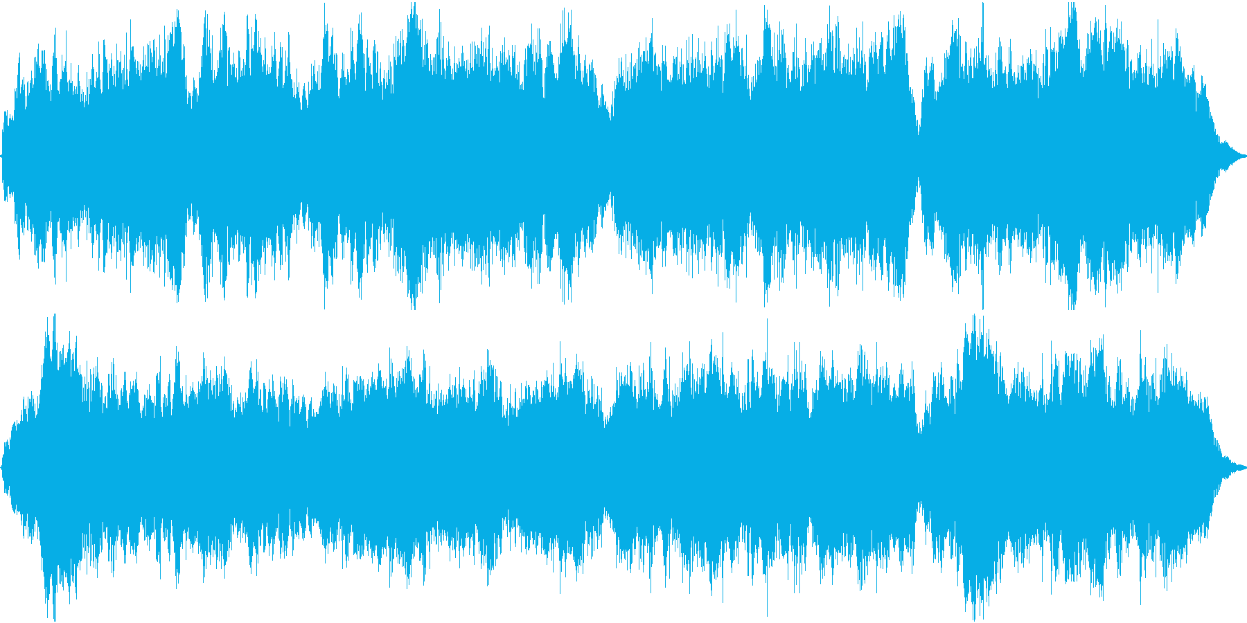 優しく懐かしい唱歌「故郷」弦楽合奏30sの再生済みの波形