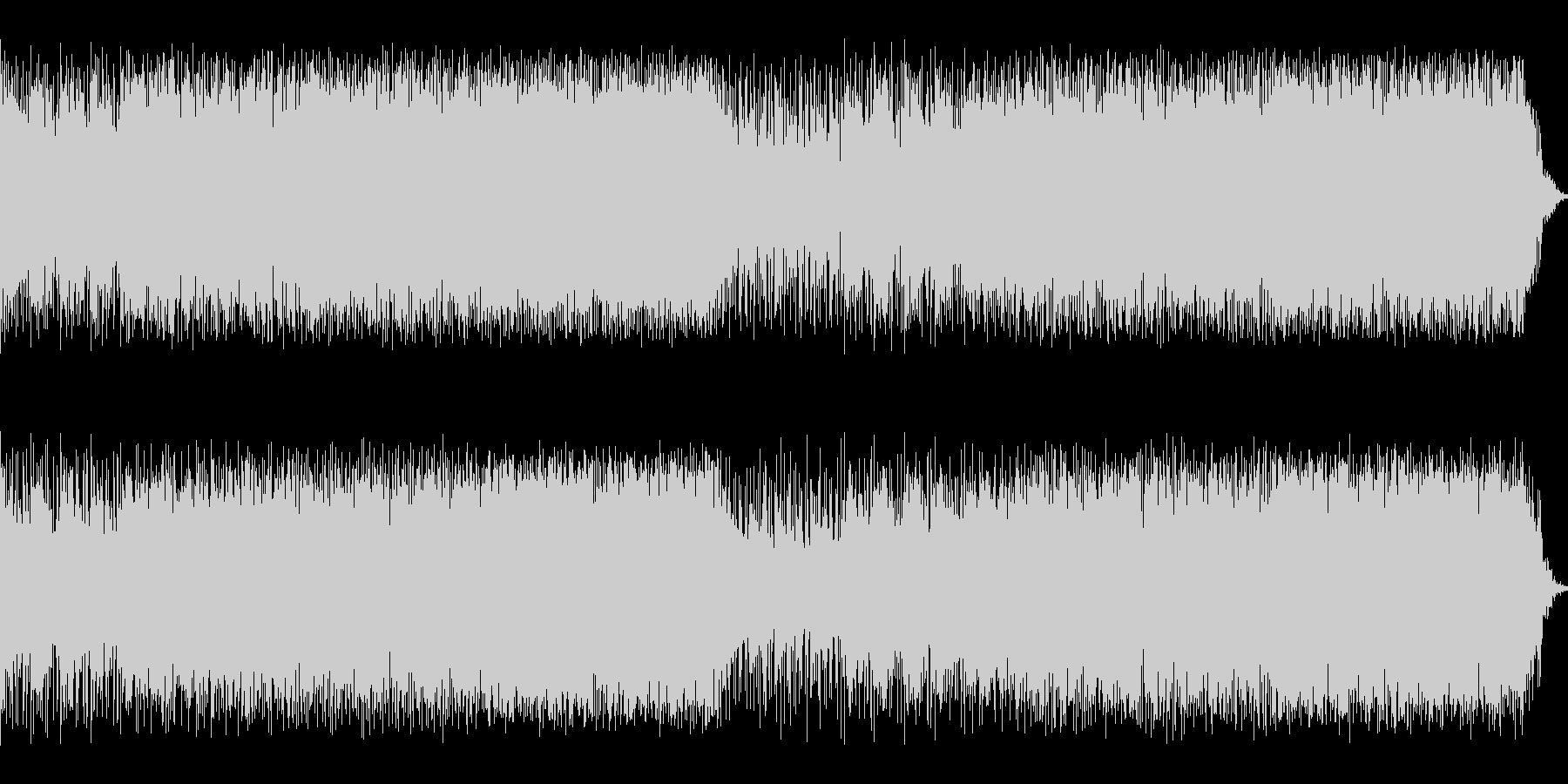 BGM017-01 重厚なオーケストラ…の未再生の波形