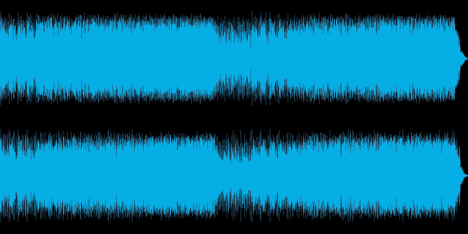 BGM017-01 重厚なオーケストラ…の再生済みの波形