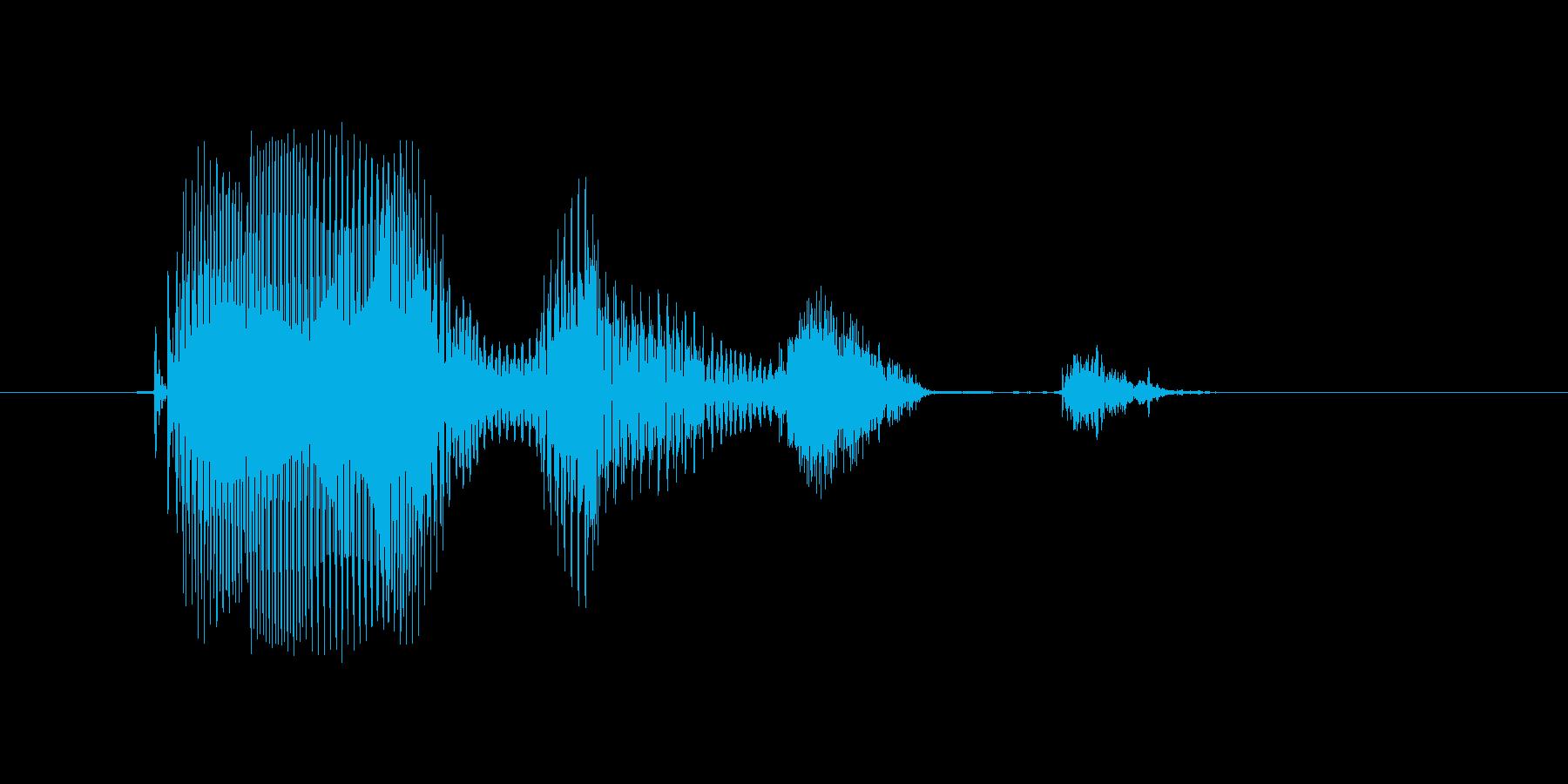 AUGUST(オーガスト・August…の再生済みの波形