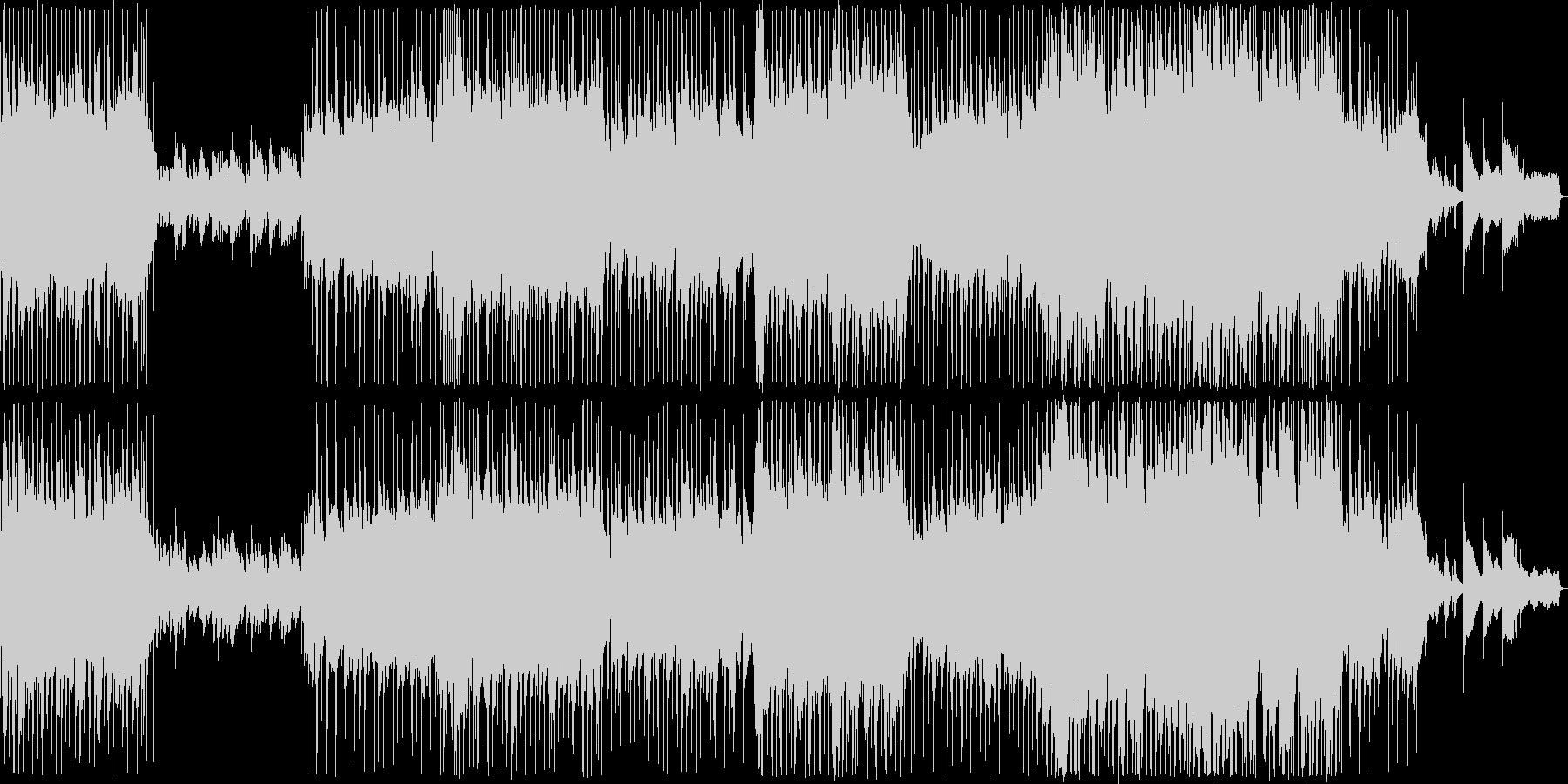 ハーモニカが印象的な哀愁的なバラードの未再生の波形