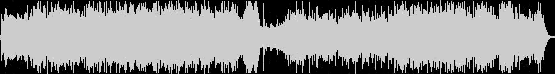 ジムノペディ第1番の未再生の波形