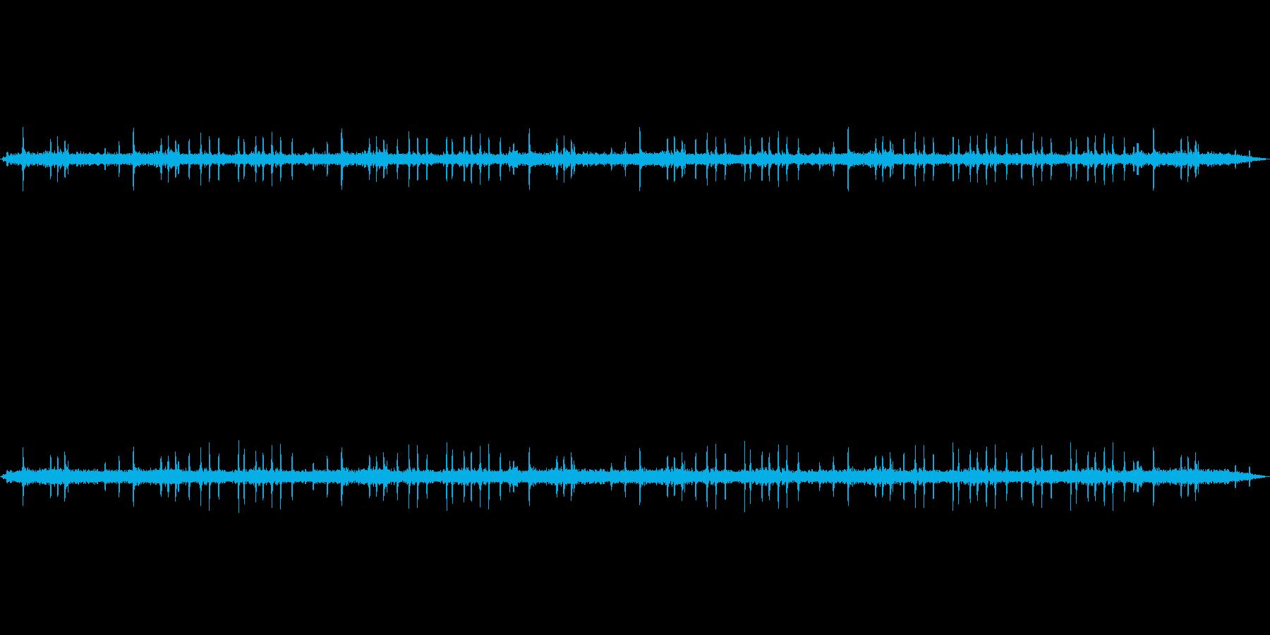 【スズメ 生録 環境01-2】の再生済みの波形