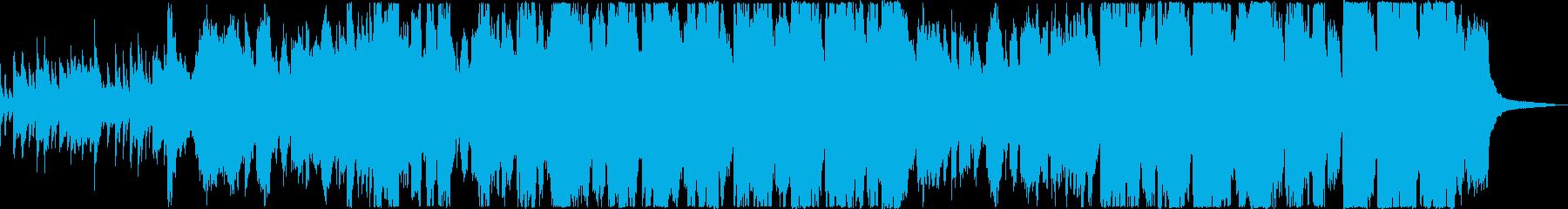 3種類の笛で奏でる100年以上前の伝承曲の再生済みの波形