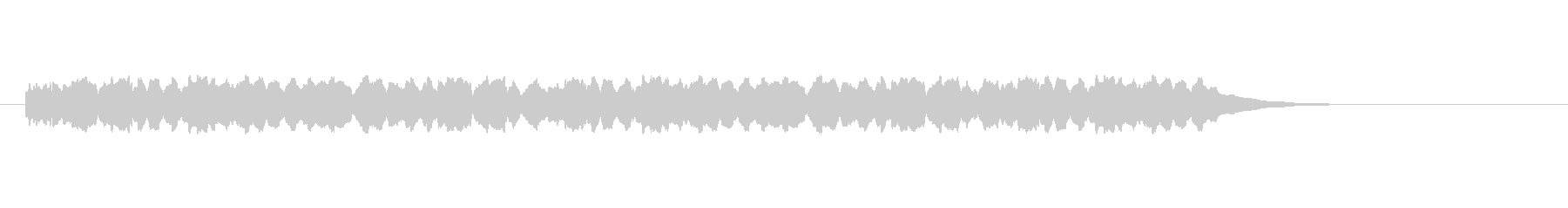 プーーーーーーーーーーーの未再生の波形