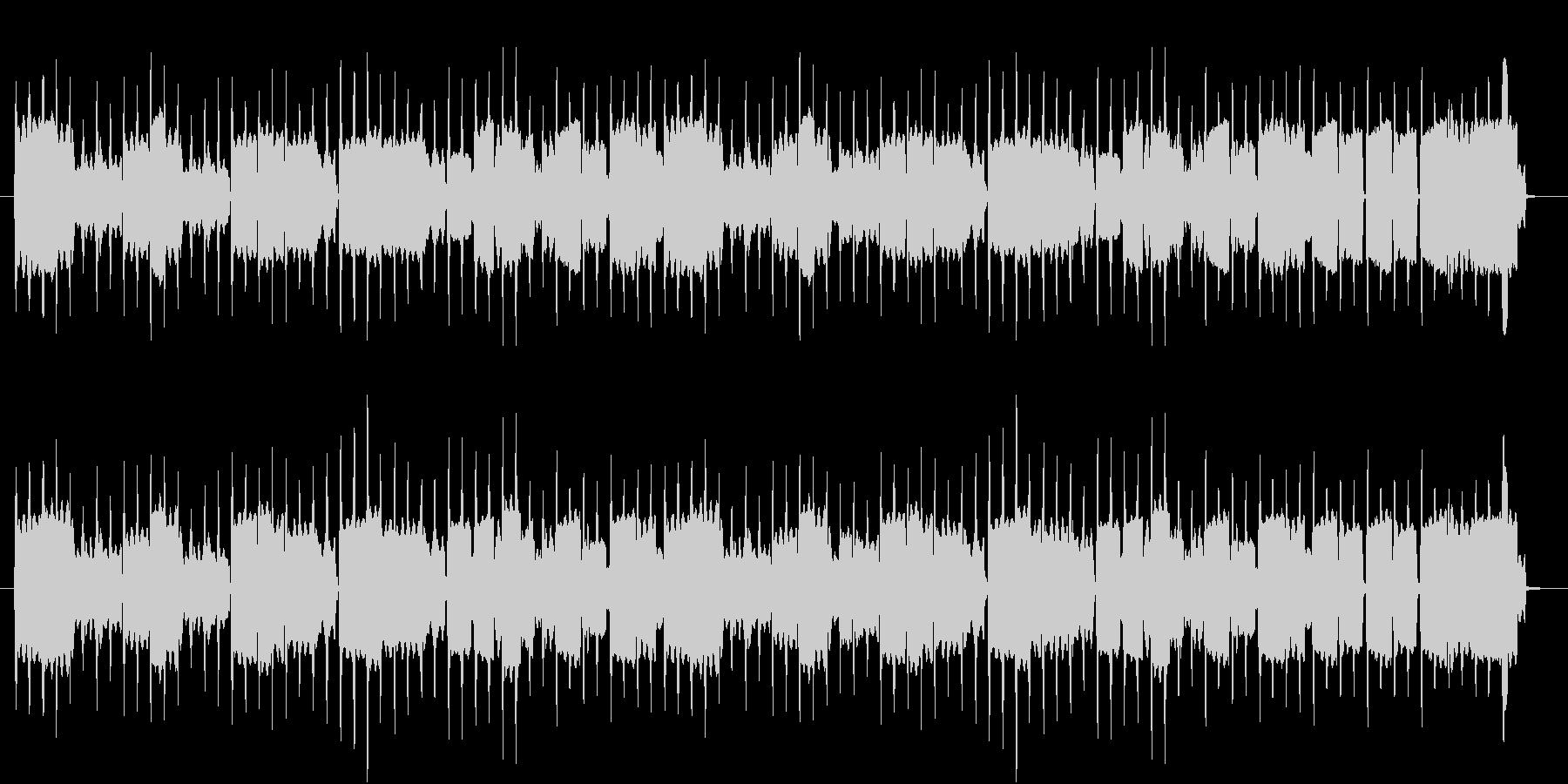 リコーダーの曲でほのぼの系の未再生の波形