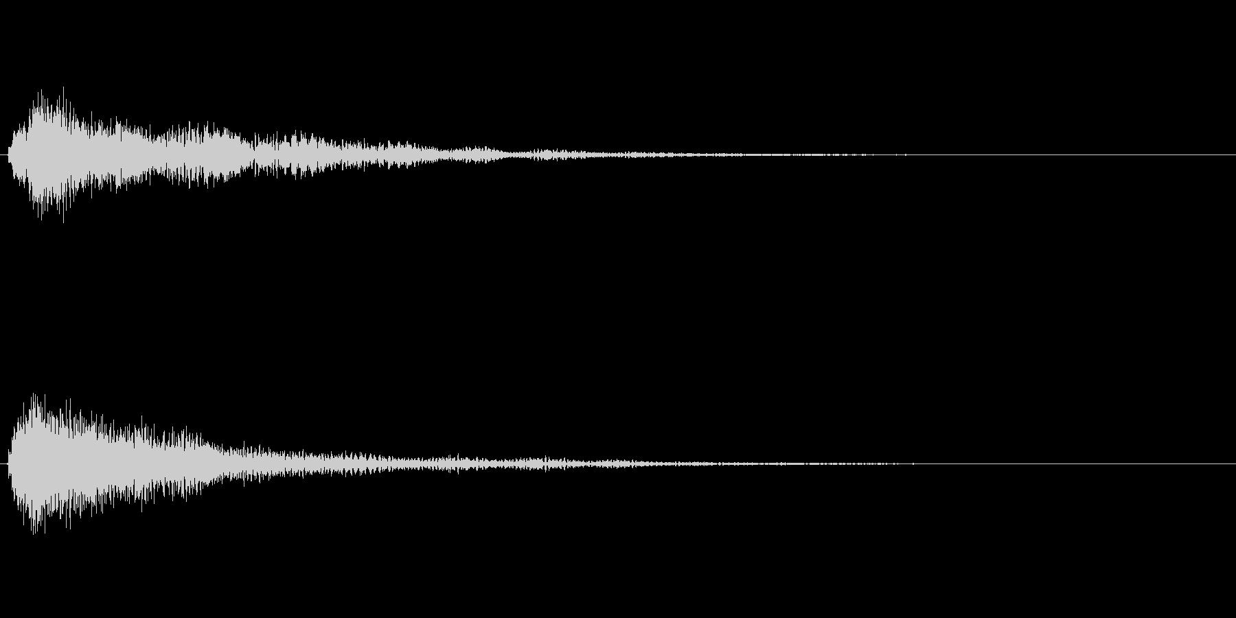 キラキラ系_097の未再生の波形