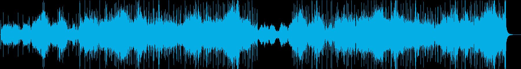 ゲーム的オーケストラ 空から見下ろす世界の再生済みの波形