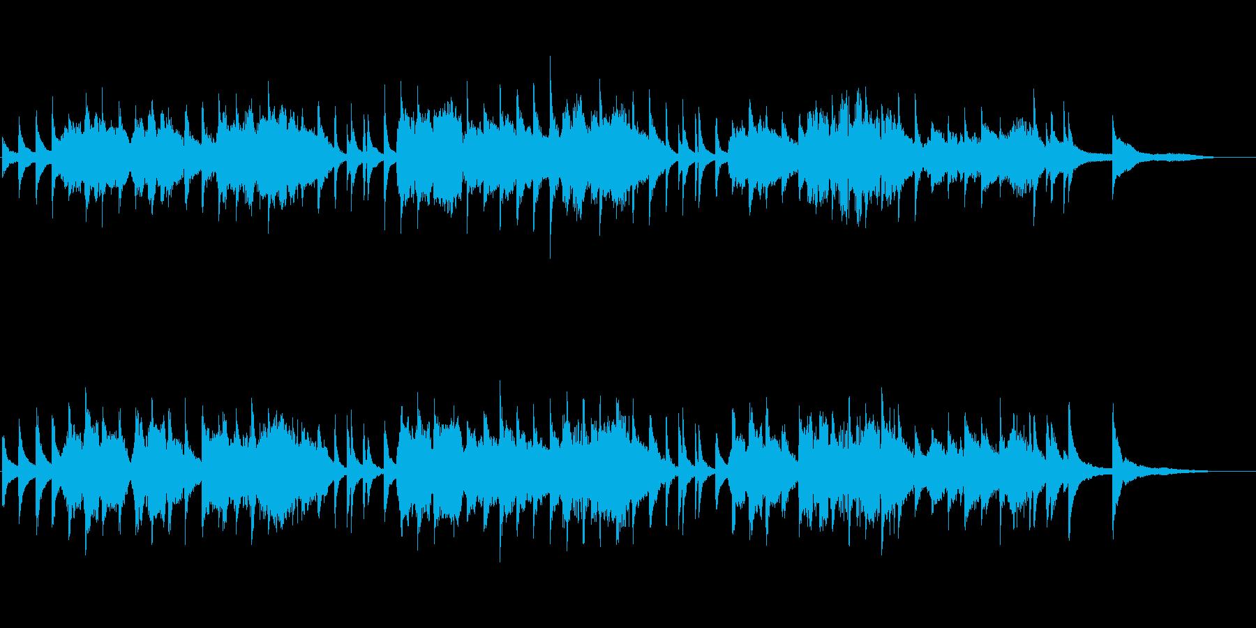 切なさ溢れるメロディ フォーレ作曲 秘密の再生済みの波形