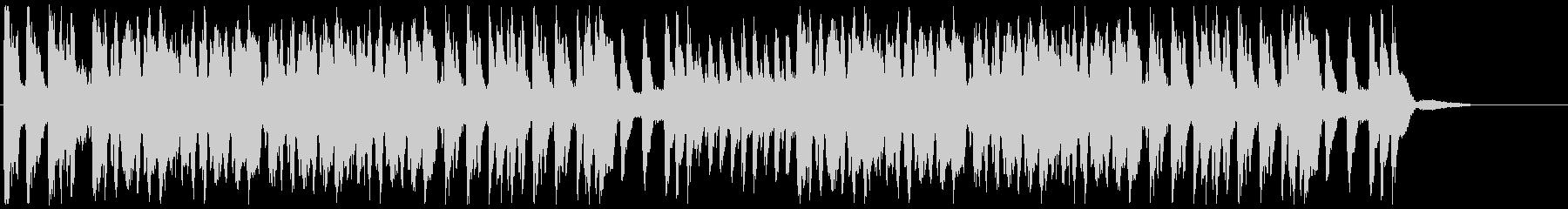 吹奏楽:応援マーチ(手拍子・声援あり)の未再生の波形