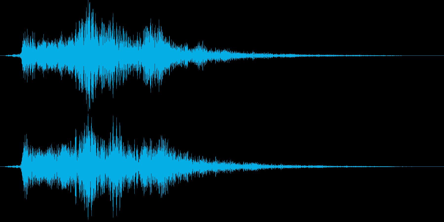ピロリン(Other_Logo04-2)の再生済みの波形
