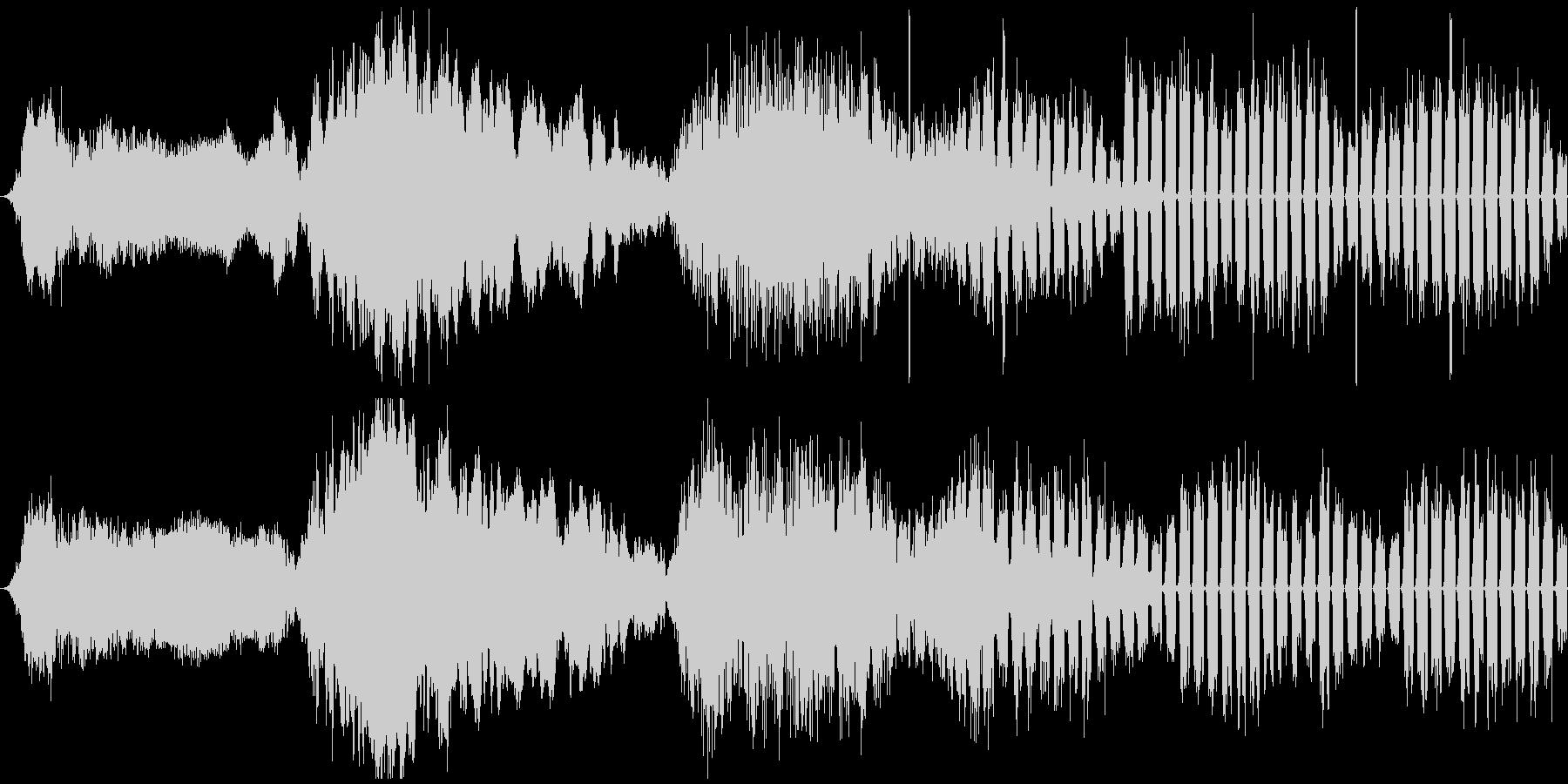 【ホラー/ファンタジー/ゲーム】の未再生の波形