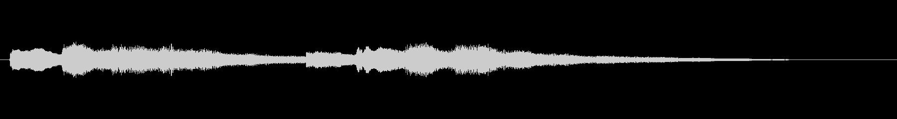 【チャイム 学校02-11】の未再生の波形