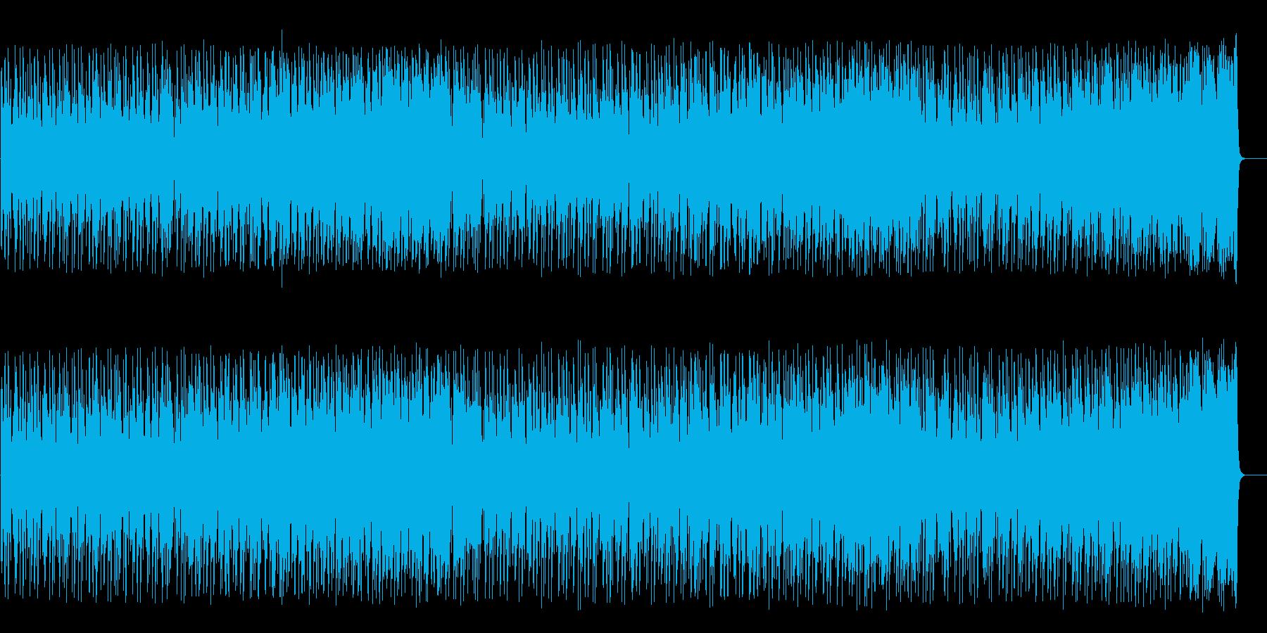 テーマパーク向けポップ(フルサイズ)の再生済みの波形