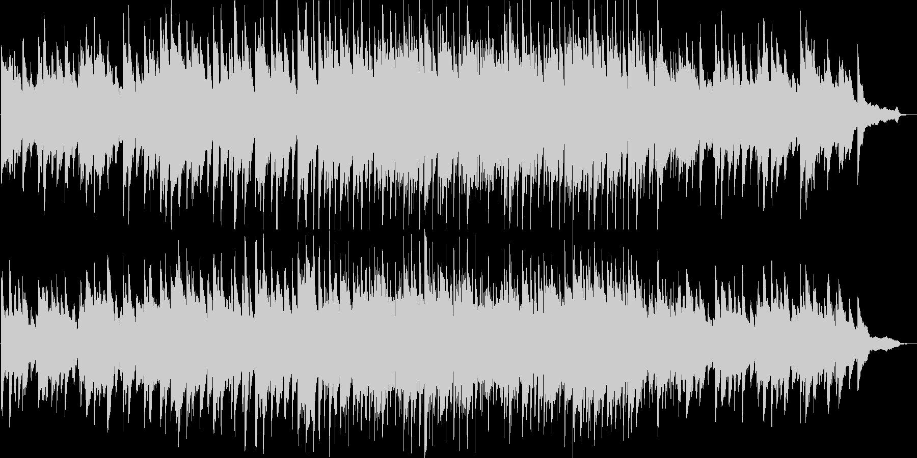 温かい・わくわく・ピアノ・イベント・映像の未再生の波形