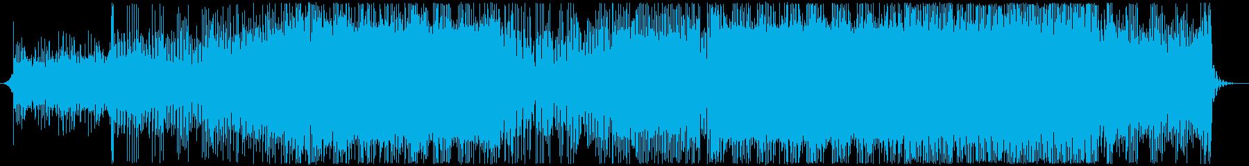 三味線ハウス-2、欧米から見た日本、夜の再生済みの波形