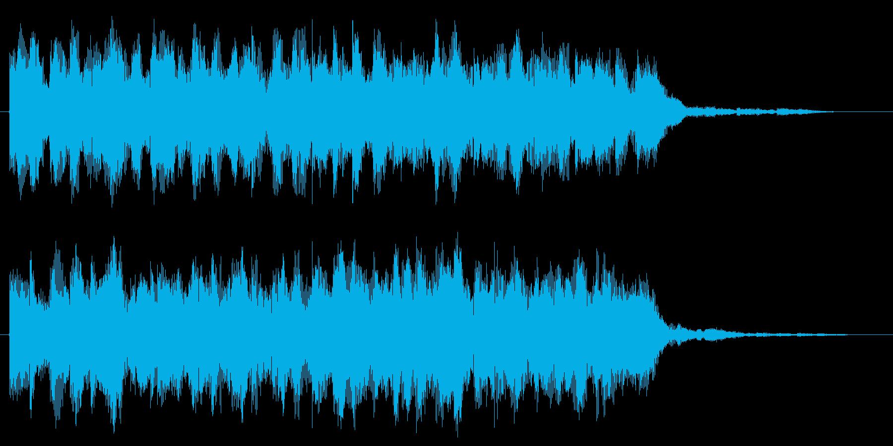 アラート 注意 警告 警報 危険 タララの再生済みの波形