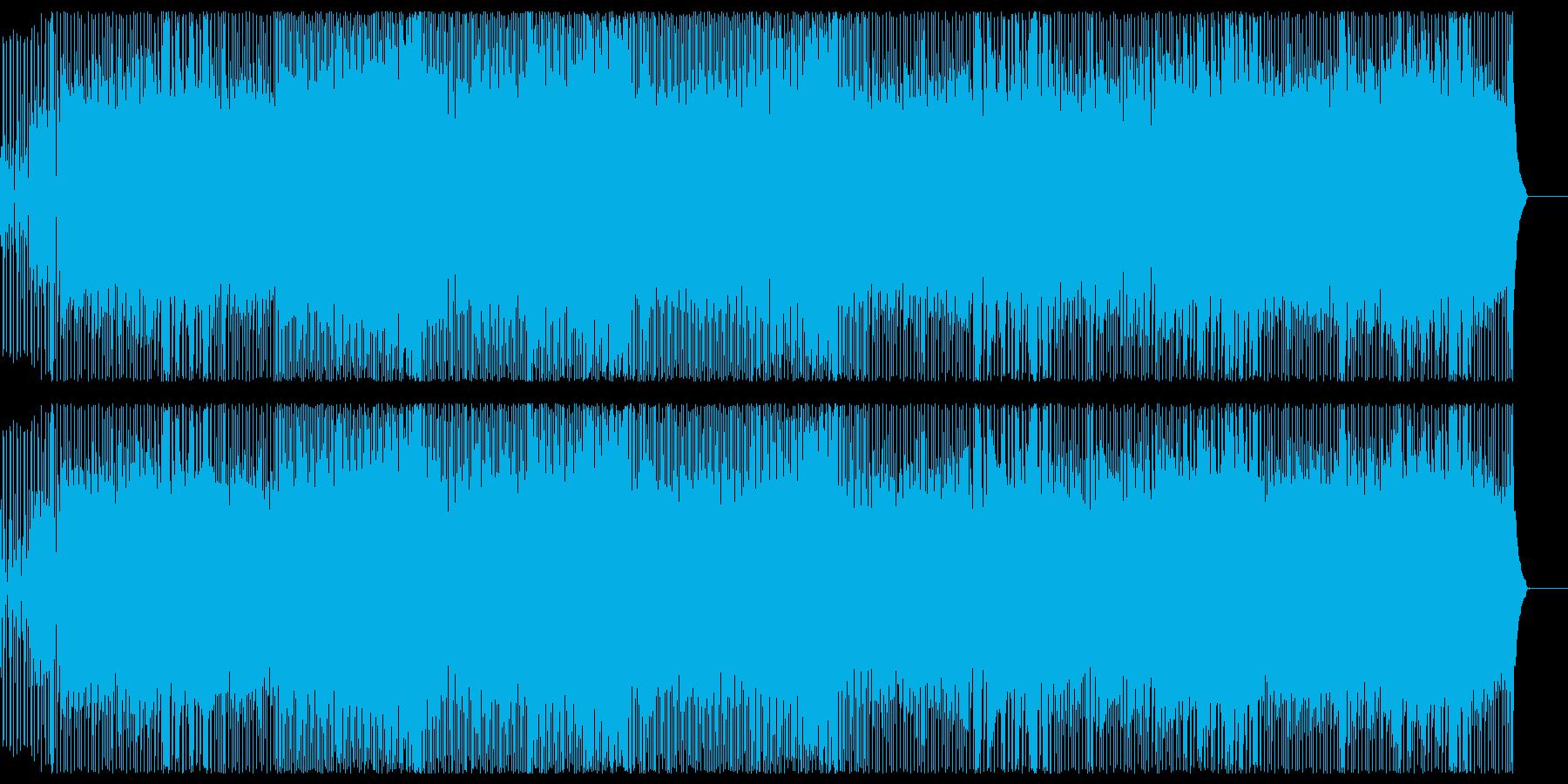 オープニング 元気 PR いきいき 感動の再生済みの波形