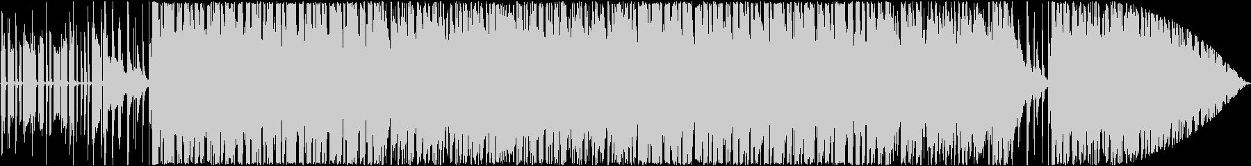 ビブラフォンの音色がエロい速めのJazzの未再生の波形