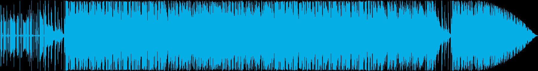 ビブラフォンの音色がエロい速めのJazzの再生済みの波形