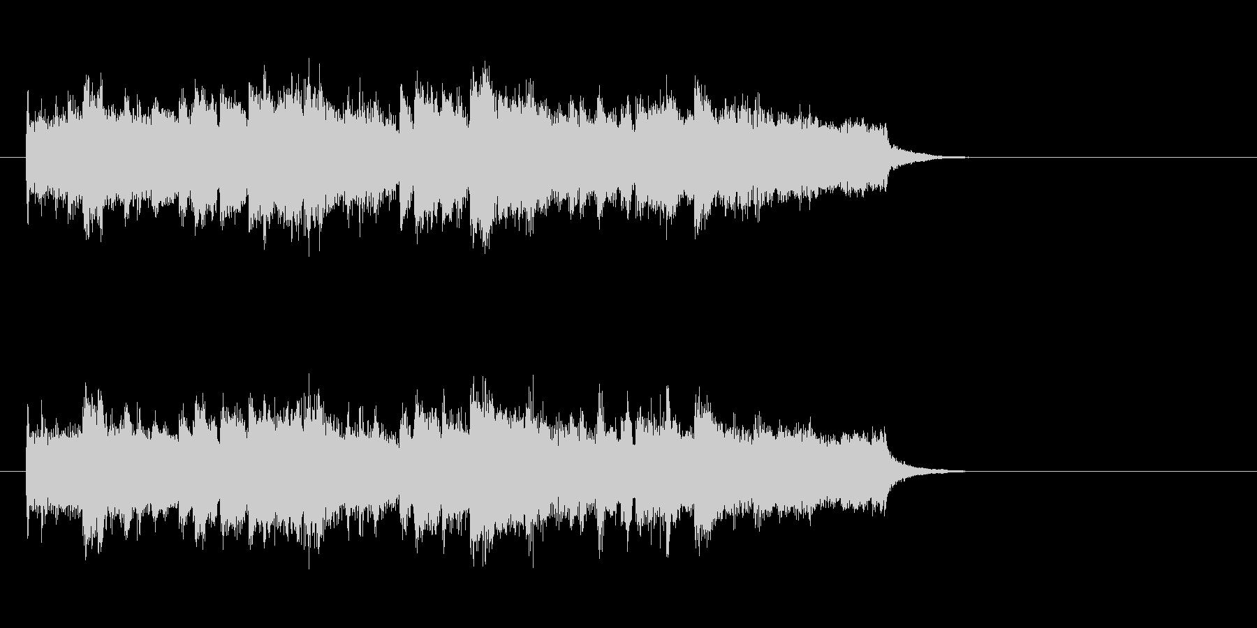 円熟エモーショナル・バラードの未再生の波形