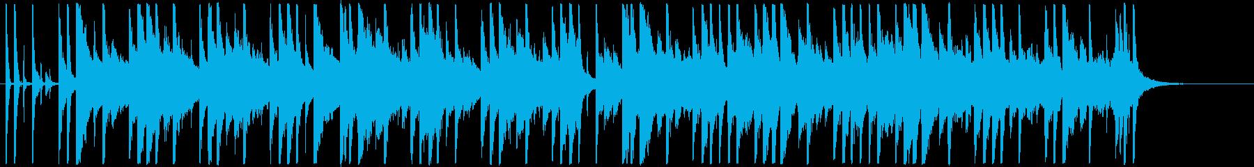 平和/大団円/バラード/ED/綺麗/ベルの再生済みの波形