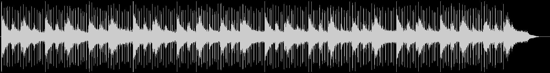 ループ系の使いやすいBGM(ベースなし)の未再生の波形