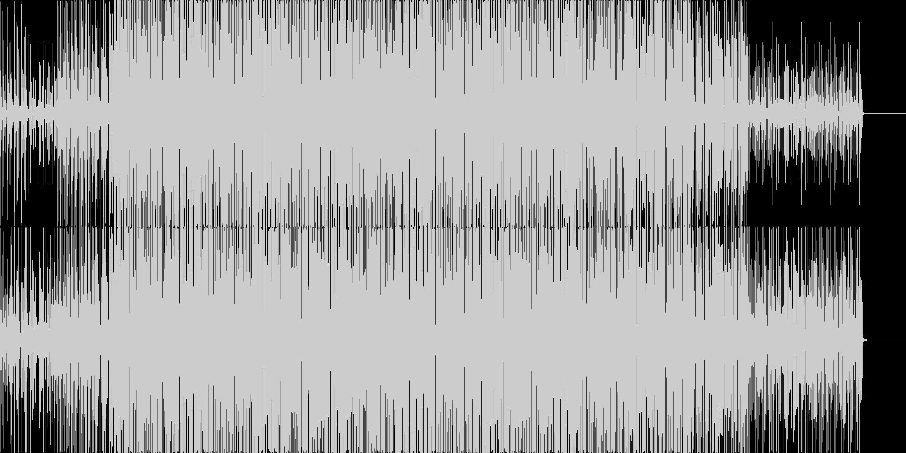 【高クオリティ】ジャングル・森林の冒険の未再生の波形
