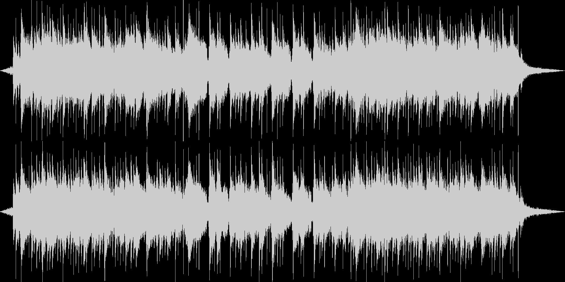 琴、尺八、三味線、切なく壮大な和風曲2の未再生の波形