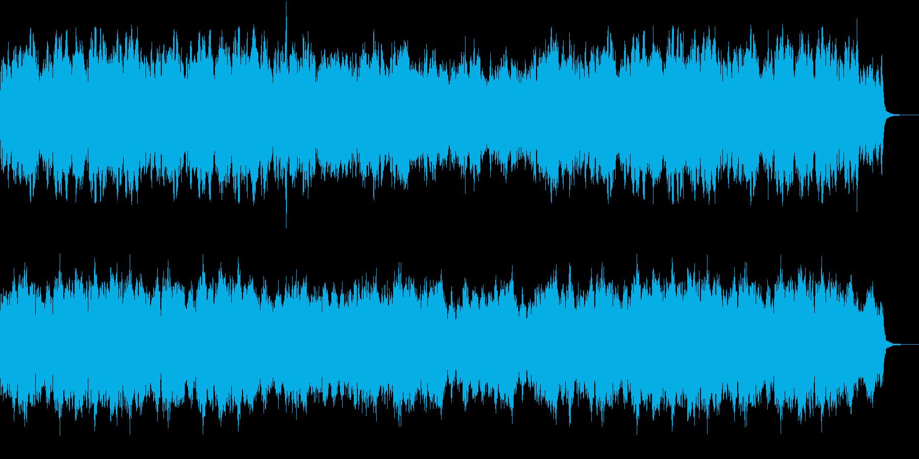 感動的な場面に合う弦楽四重奏の再生済みの波形