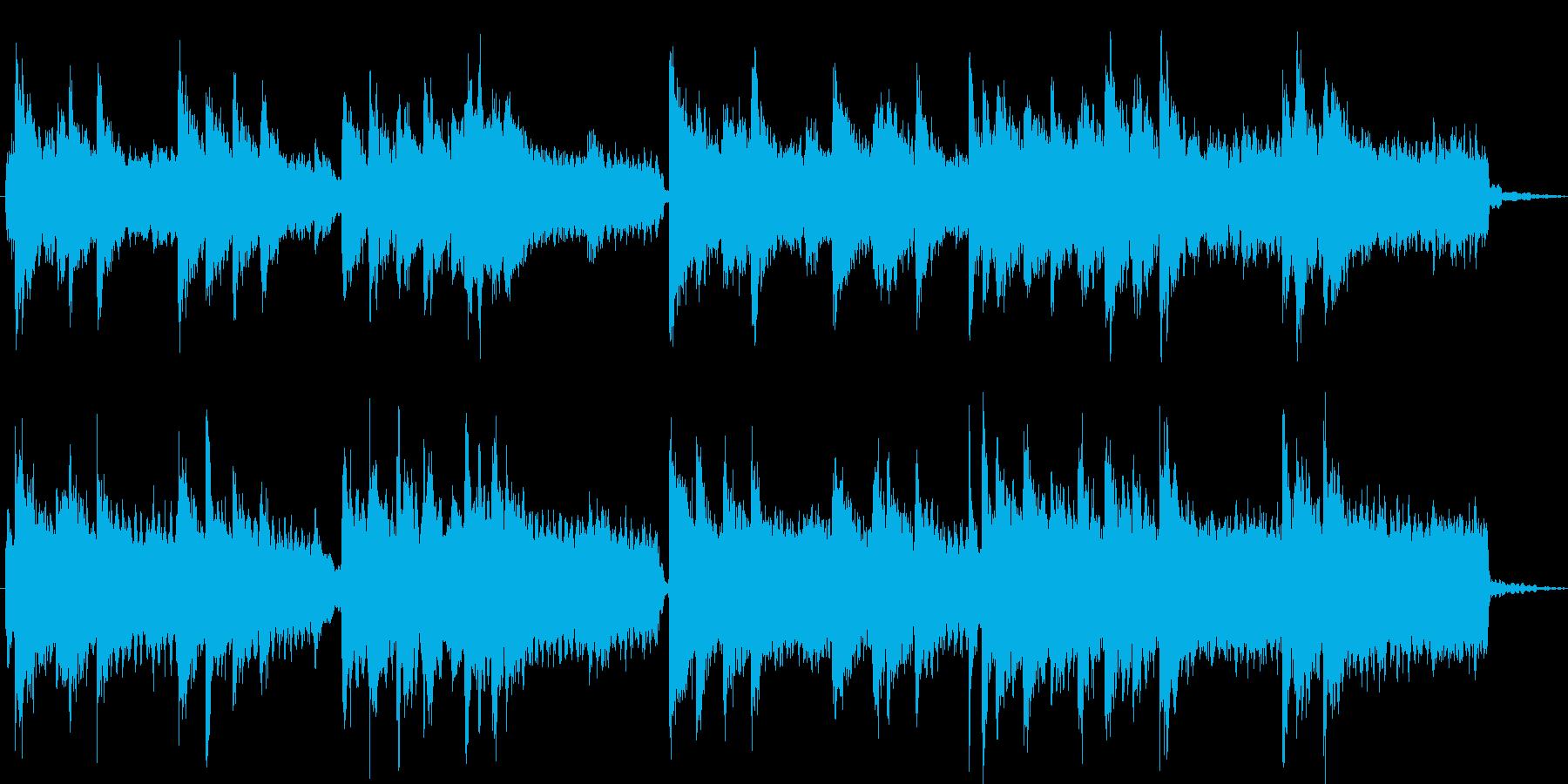 切なく壮大ピアノ/オルガン/ストリングスの再生済みの波形