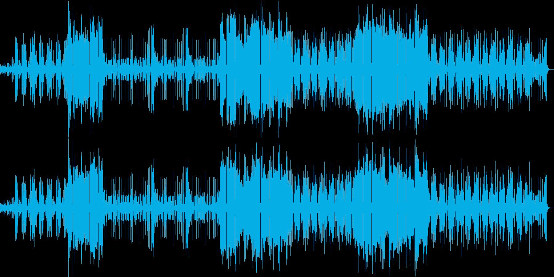『さくら』三味線のヒップホップアレンジの再生済みの波形