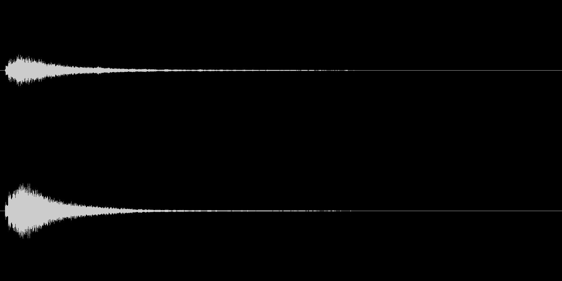 キラキラ系_096の未再生の波形