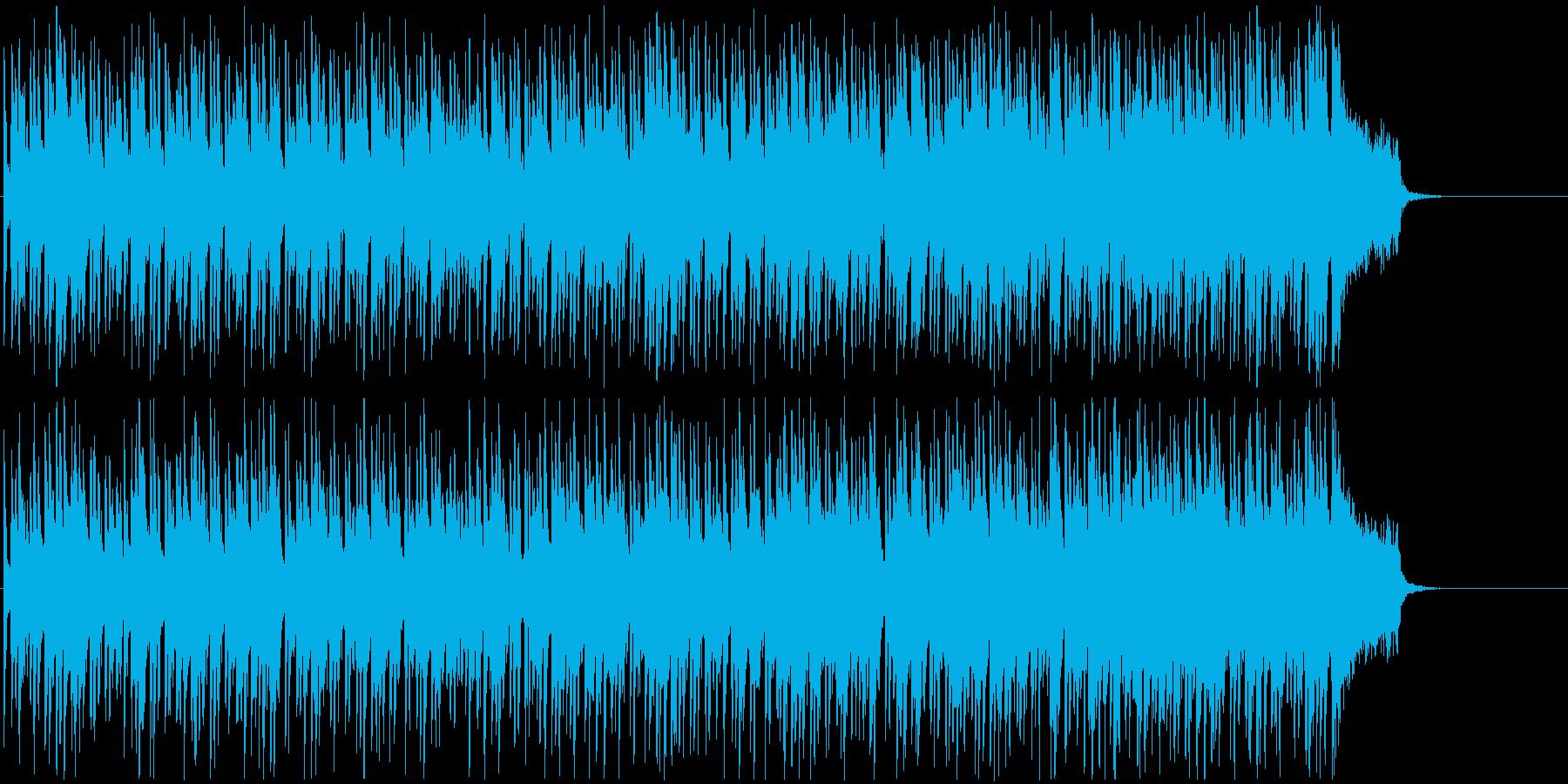 ボサノバ おしゃれ  軽快 リゾート 海の再生済みの波形