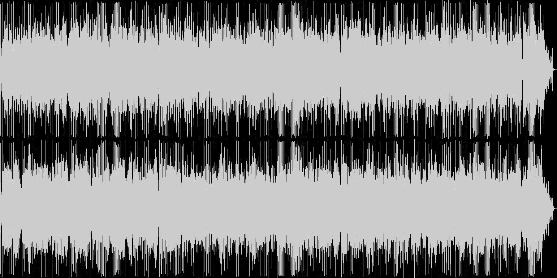ノクターン変ホ長調 / ショパン(和風)の未再生の波形
